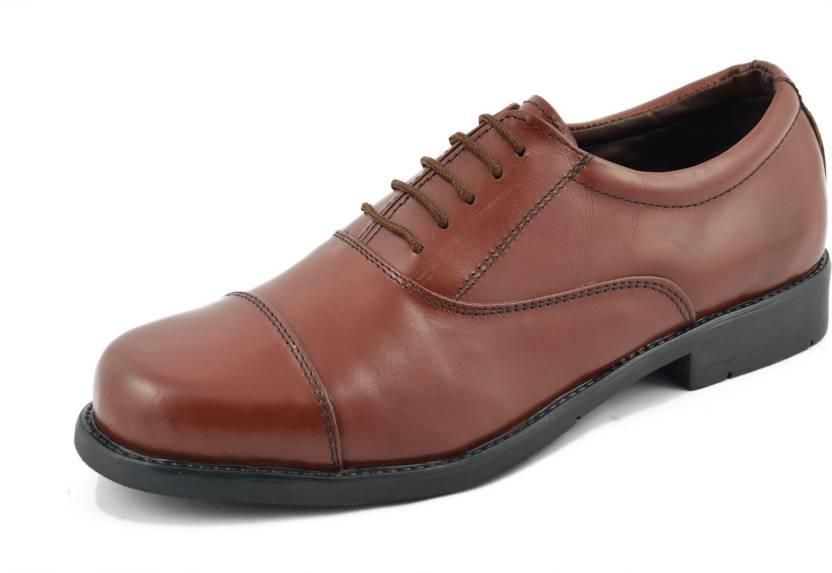 b69ec0a053 Vithariya s Police Uniform Officer s Oxford For Men - Buy ...