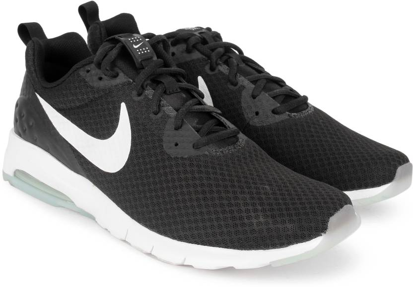 on sale e1ea0 e1e10 Nike Running Shoes For Men (Black, White)