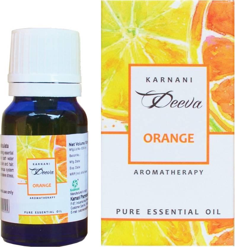 Karnani Deeva Orange Essential Oil
