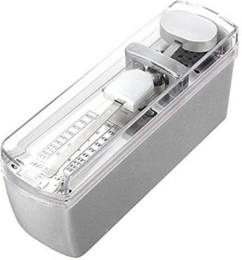 SodialR Sodial(R) Mini Mechanical Metronome Of 60-208 Bpm
