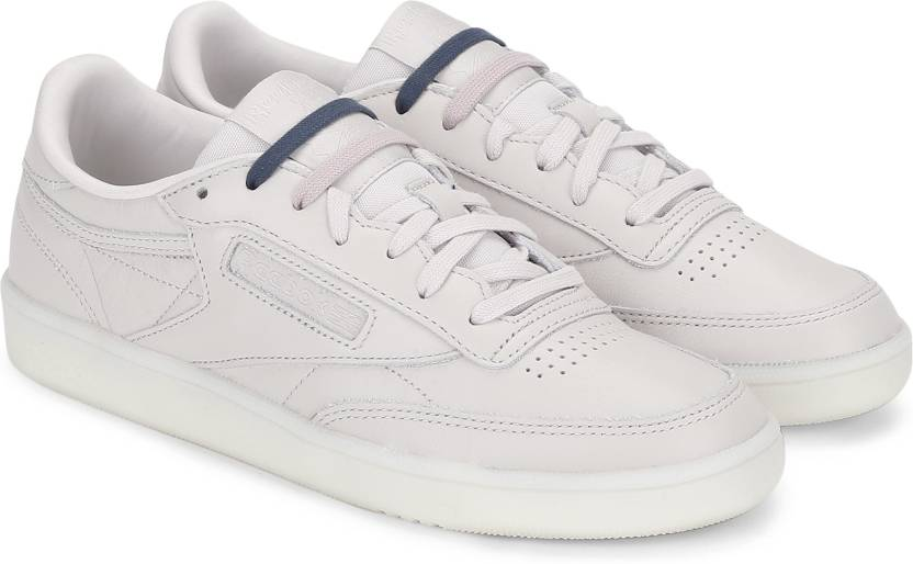 info for 7822a 6b522 REEBOK CLUB C 85 Sneakers For Women (White)