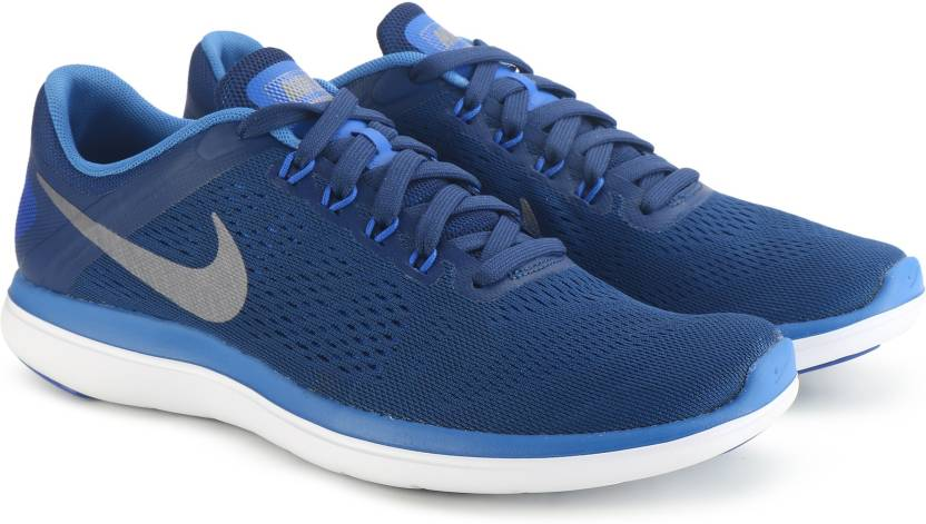 f3382b0b1c1c Nike FLEX 2016 RN Running Shoes For Men - Buy COASTAL BLUE MTLC COOL ...