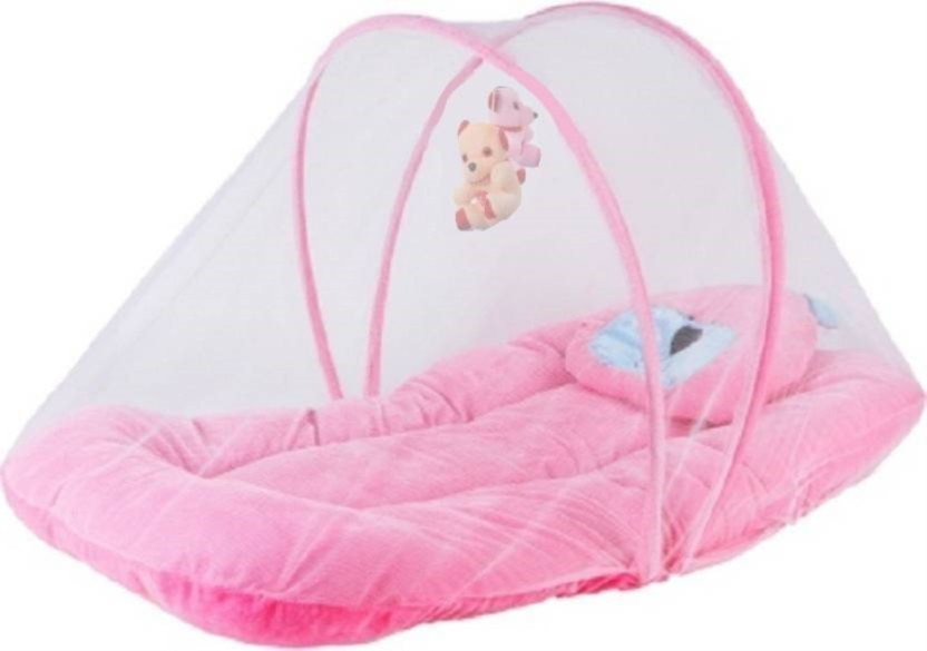 Kidoyzz Mosquito Protector Comfy Baby Sleeping Mosquito Net Bed KDMBBNL2073  Portable Crib