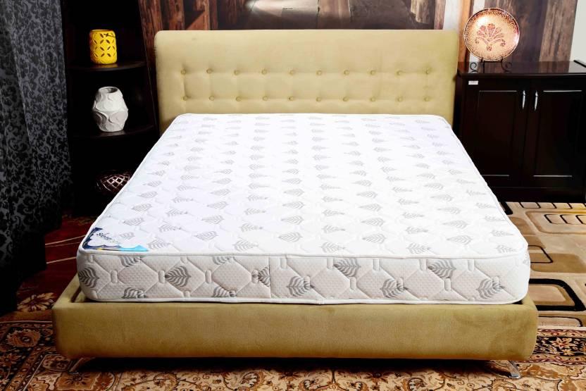 Sleepnow Lapin Leone57236 5 Inch Double Latex Foam Mattress Price In