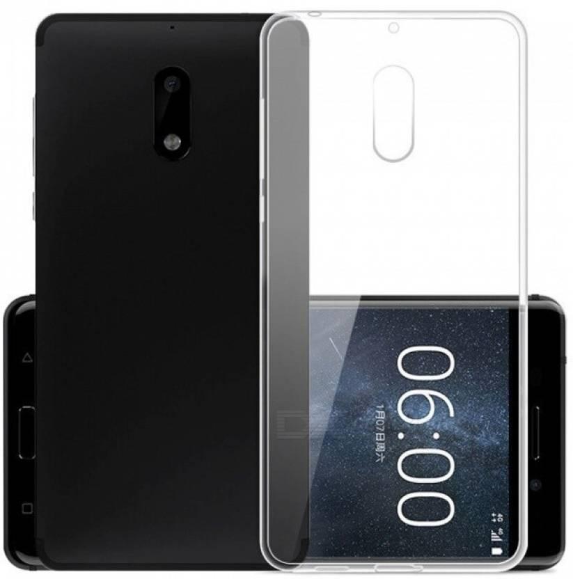 sale retailer fb049 15856 Johra Back Cover for Nokia 6
