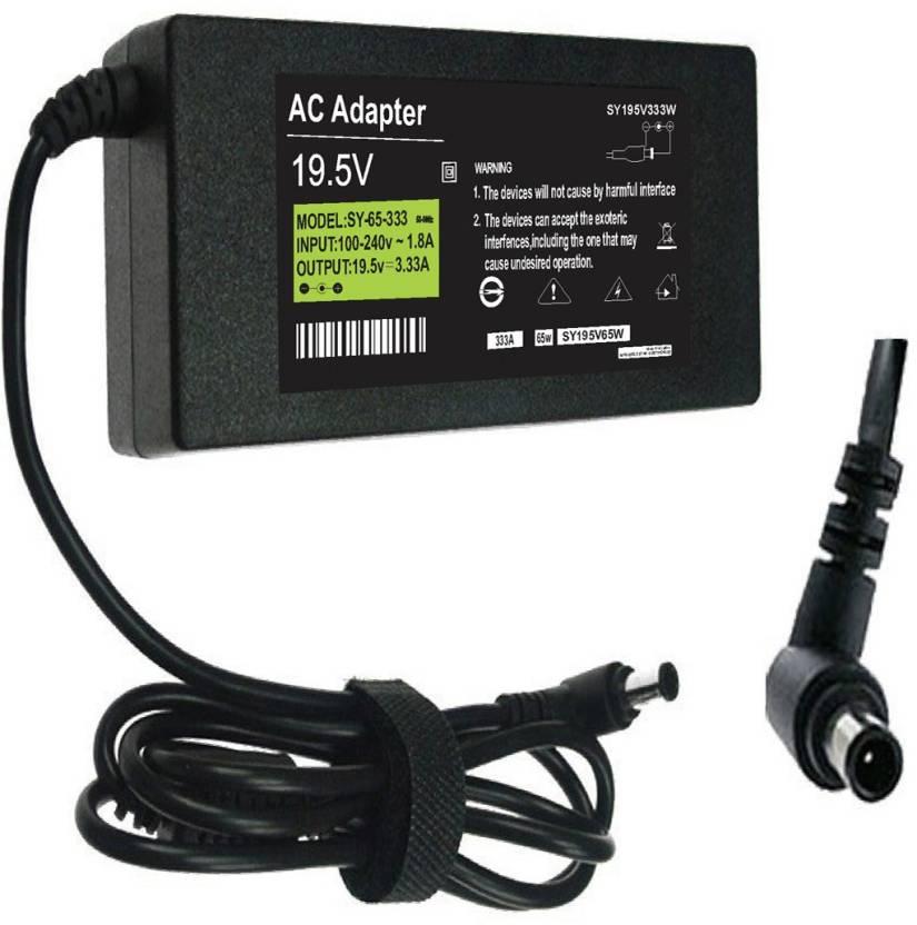 Laptrust 195V 33A 65W Laptop AC Power Adapter Sony ADP 65UH F PA 1650 88SY PCGA AC19V13 VGP AC19V10 AC19V11 AC19V49 65 Cord