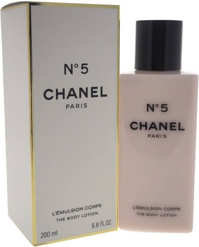 eac7d1e9c9b Chanel No.5 The Body Lotion - Price in India