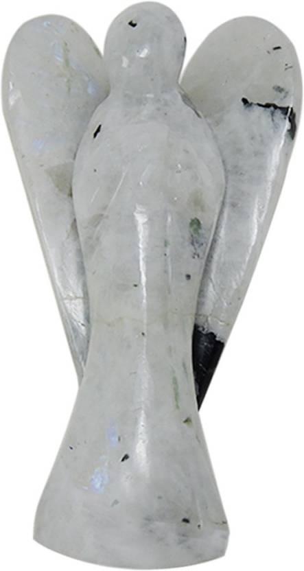 ratnatraya Metaphysical Rambo Agate Gemstone Angel Showpiece