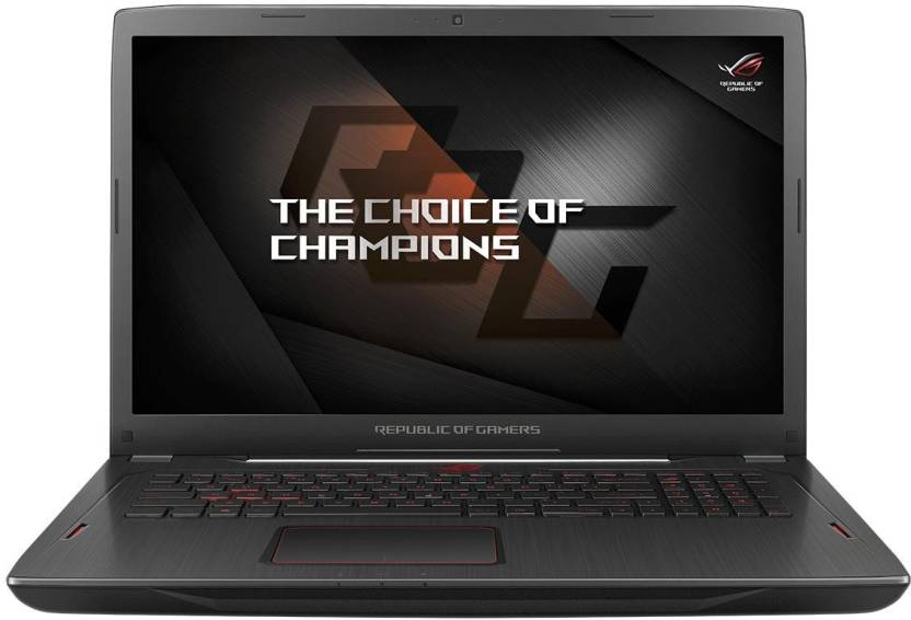 Asus ROG Ryzen 7 Octa Core - (16 GB/1 TB HDD/256 GB SSD/Windows 10 Home/4 GB Graphics) GL702ZC-GC216T Gaming Laptop(17.3 inch, Black, 3.2 kg)
