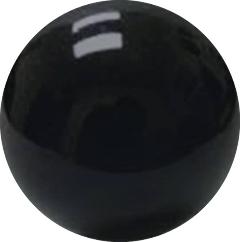 ratnatraya Metaphysical Black Tourmaline Gemstone Ball