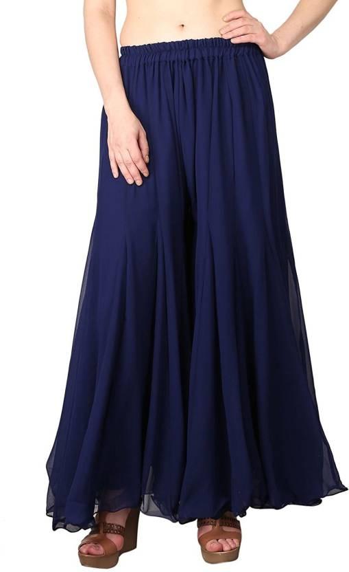 0893a3d64 Julee Women Kurta and Palazzo Set - Buy Blue Julee Women Kurta and Palazzo  Set Online at Best Prices in India | Flipkart.com