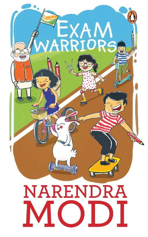 exam-warriors-english-paperback-narendra-modi