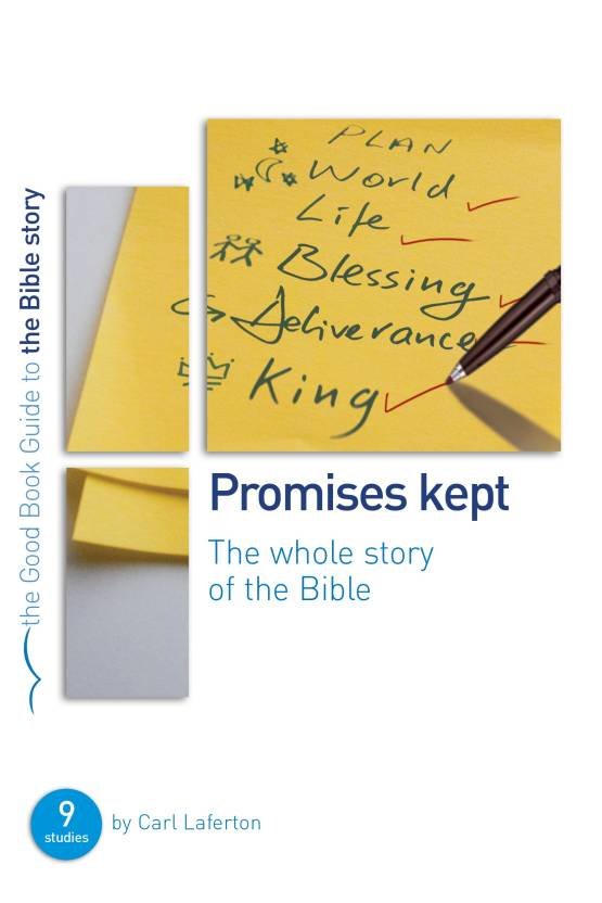 Promises Kept: Bible Overview - Buy Promises Kept: Bible Overview