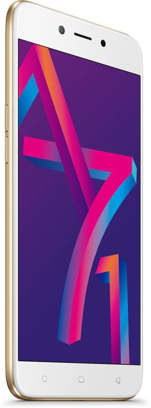 OPPO A71k (New Edition) (Gold, 16 GB)(3 GB RAM)