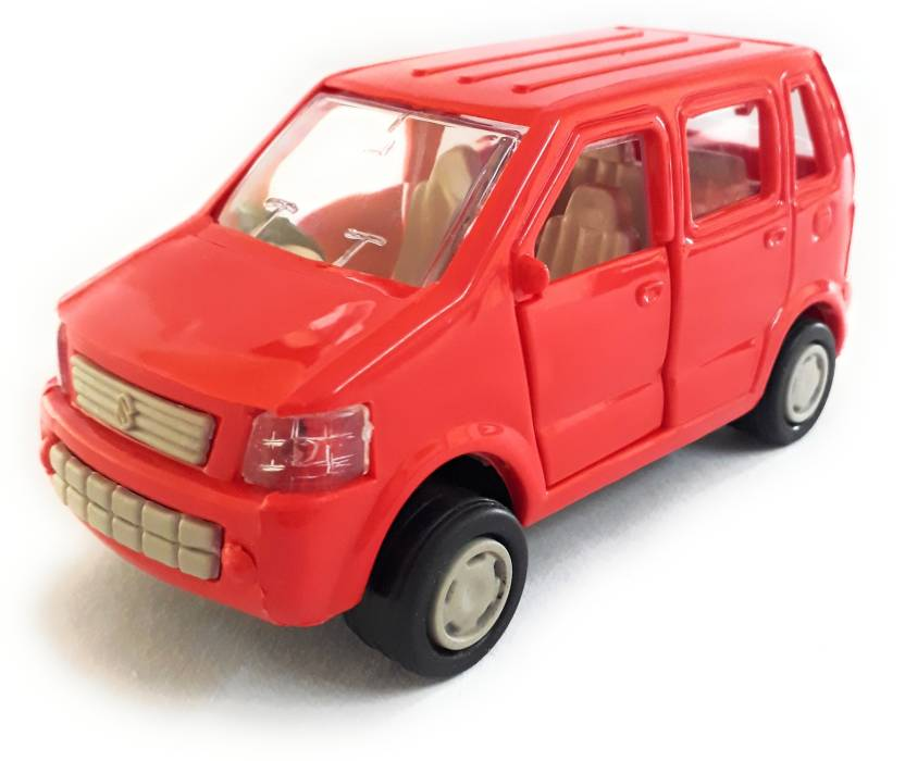 Red Car Game >> The Game Begins Wagon R Car Toy For Kids Red Color Wagon R Car