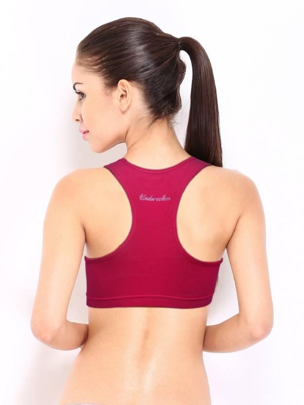 15a9627830e Wonder World by Provique® Women's Sports Heavily Padded Bra - Buy ...