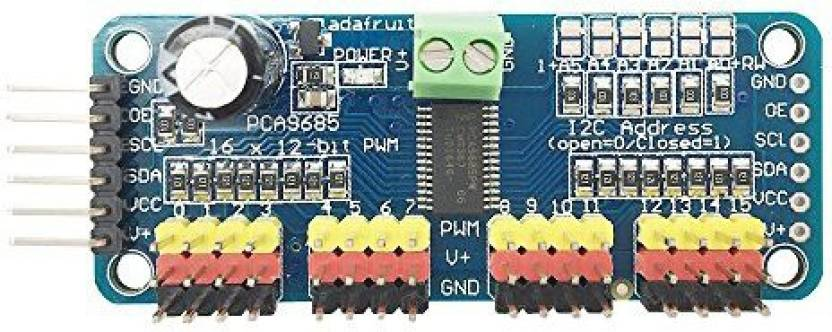 Arduino 16 Bit Pwm