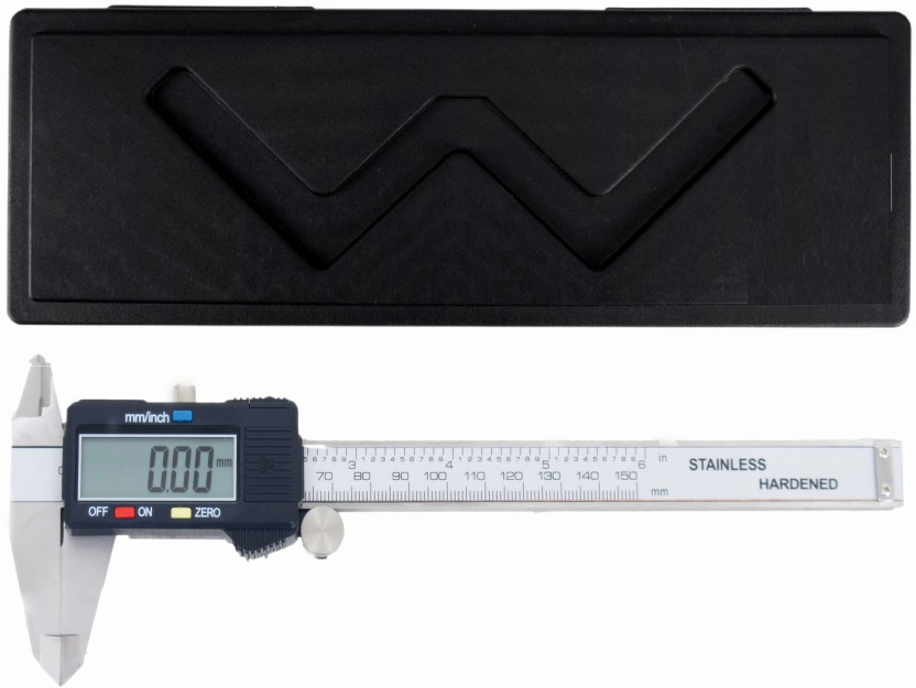 150mm stainless steel IP54 LCD Digital Vernier Caliper Micrometer Measuring Tool