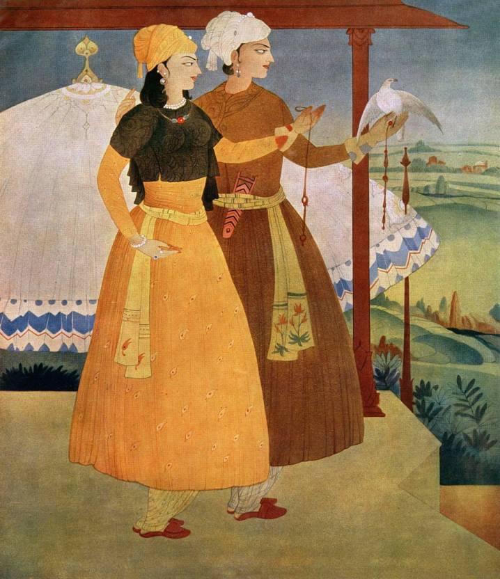 Tallenge Nur Jahan And Jahangeer By Abdur Chugtai