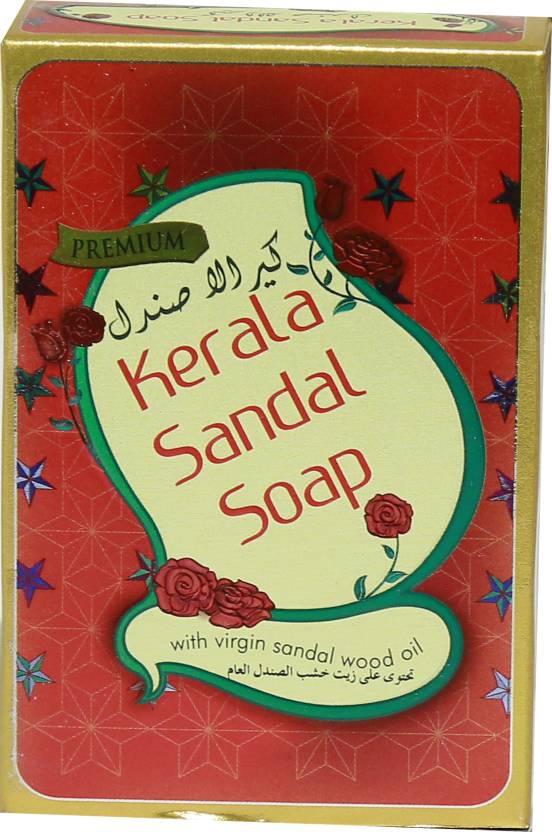 e79ea9c4f9390 Kerala Soaps Sandal Soap - Price in India