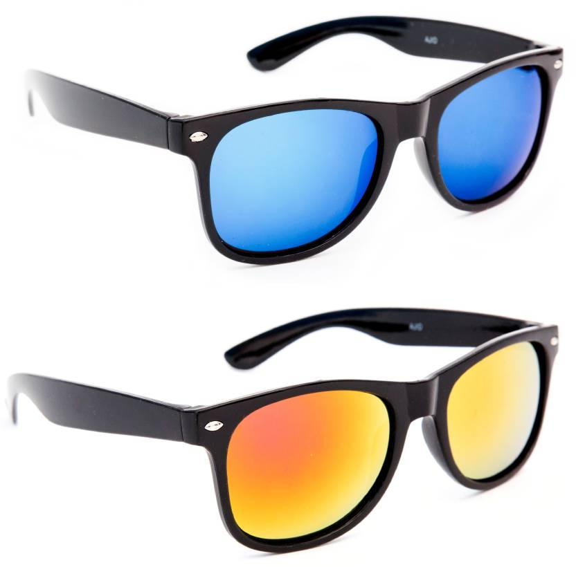 4dda69ab91 Buy TheWhoop Wayfarer Sunglasses Blue