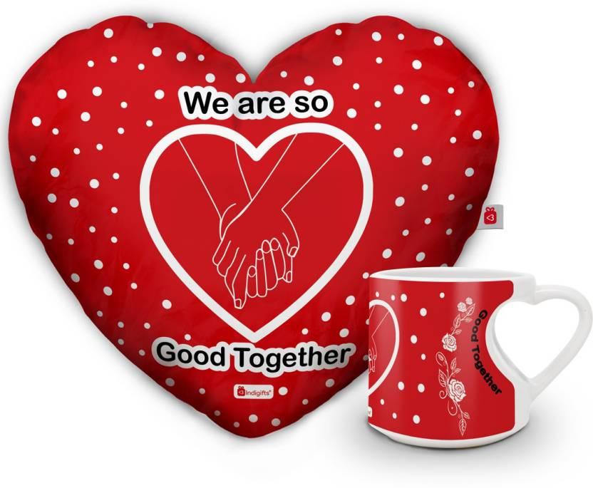Indigifts Valentine Day Gifts For Him Girlfriend Boyfriend Wife