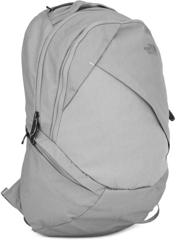 da86fe6d1 The North Face W ISABELLA 21 L Laptop Backpack METLCSLVRDRKHTR ...