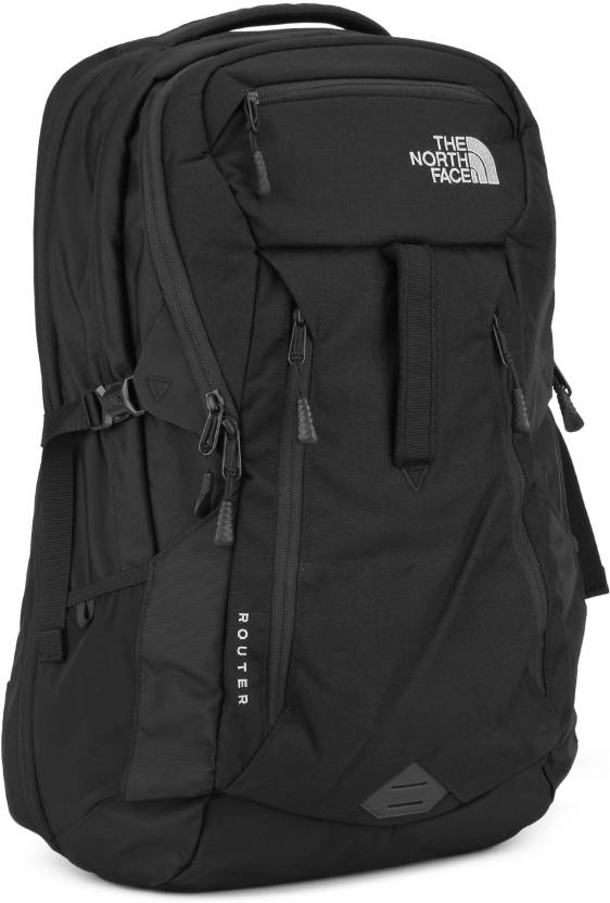 779c53d87 The North Face ROUTER 35 L Backpack TNF BLACK - Price in India ...