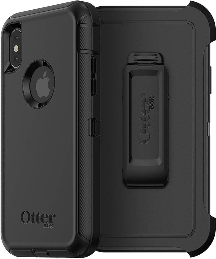 release date: fc5d2 3cba6 OtterBox Back Cover for Apple iPhone X Defender Series, Defender Series