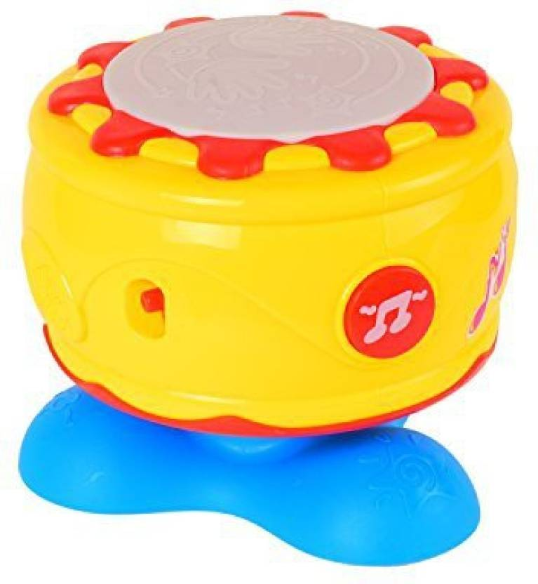 Musical Instruments Smart 6 Inch Professional Wooden Percussion Hand Game Drum Musical Game Instrument Baby Children Learning Toys High Safety