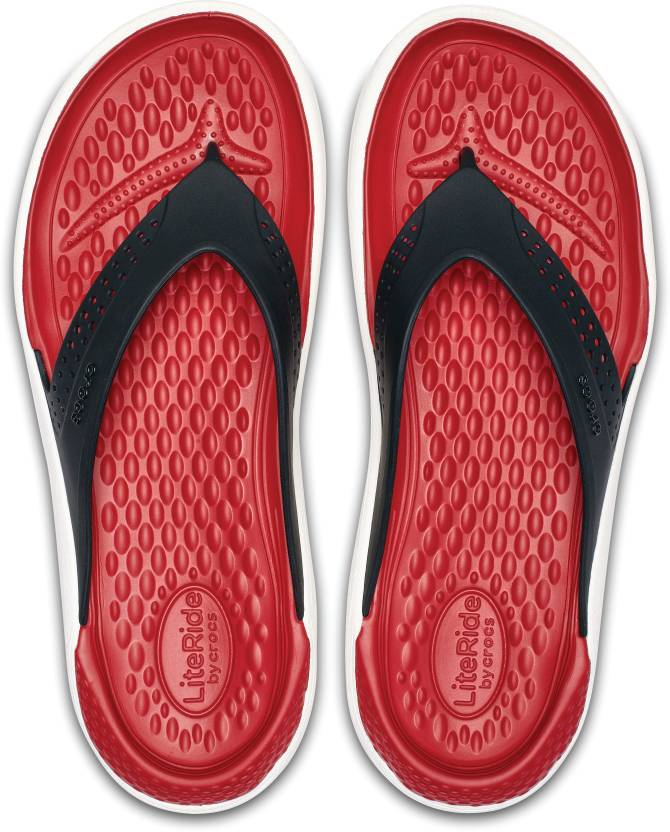 8a8793770b7c0e Crocs LiteRide Flip Flip Flops - Buy Crocs LiteRide Flip Flip Flops Online  at Best Price - Shop Online for Footwears in India