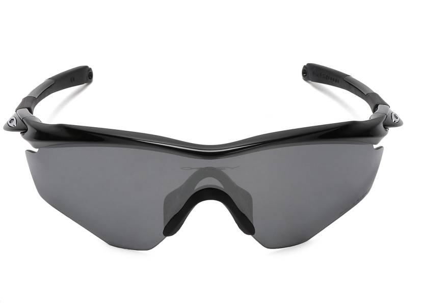 becc1a64bd Buy Oakley M2 FRAME XL Over-sized Sunglass Grey For Men Online ...