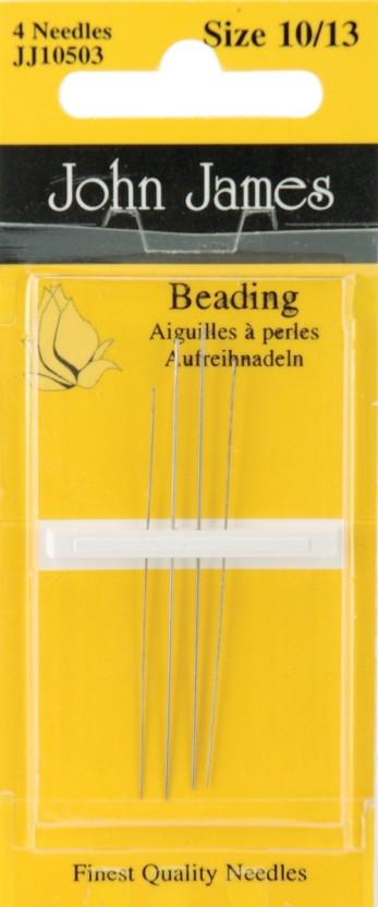 Beading Hand Needles-Size 10//13 4//Pkg
