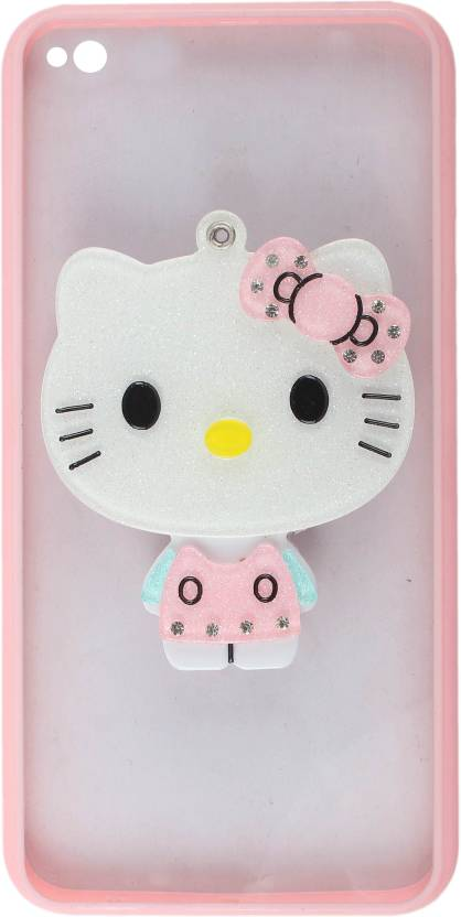quality design 18230 171fe Dekkin Back Cover for Xiaomi Redmi 4A Mirror Hello Kitty Back cover ...