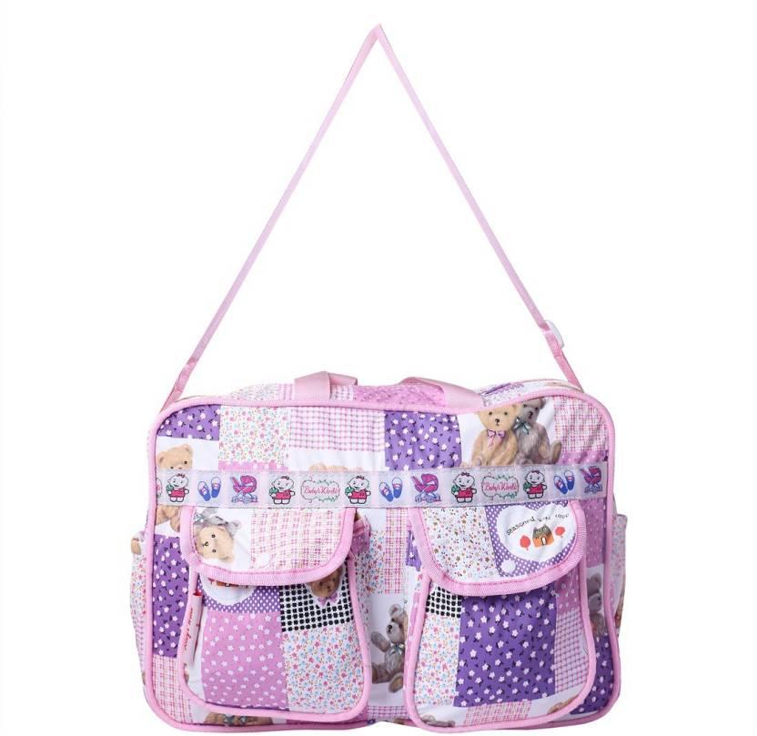 Best Baby Essential Diaper Bag Pink