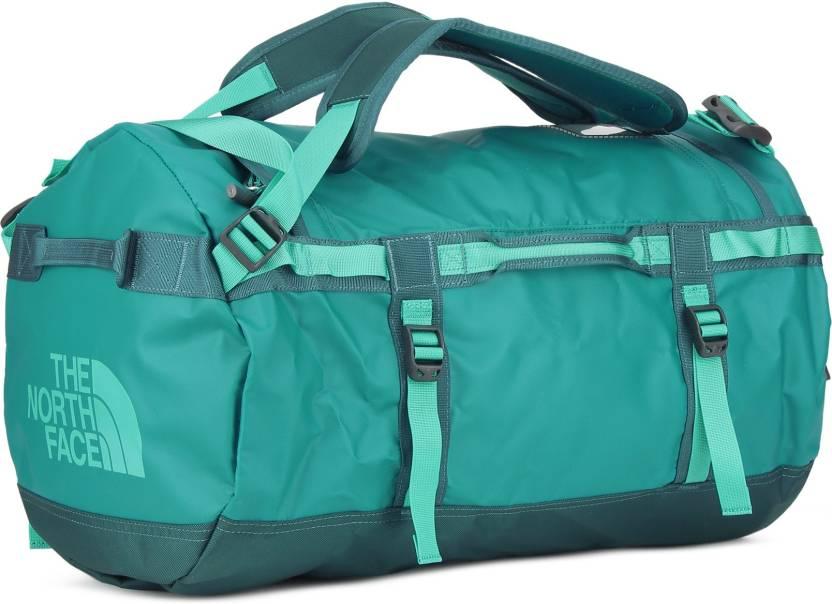 87507166abb The North Face 472 inch/1200 cm BASE CAMP DUFFEL - S Travel Duffel Bag  (Blue)