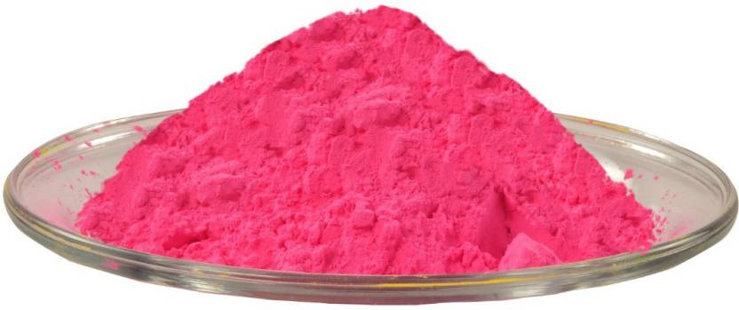 Aarav Creations Pure Pink Gulal for Safe Gift As Holi Color Powder Pack of 100 g Holi Color Powder Pack of 1  (Pink, 100 g)-62% OFF