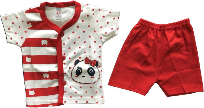 ce7ca519f BabyMart Baby Boys & Baby Girls Casual Shirt Shorts Price in India ...