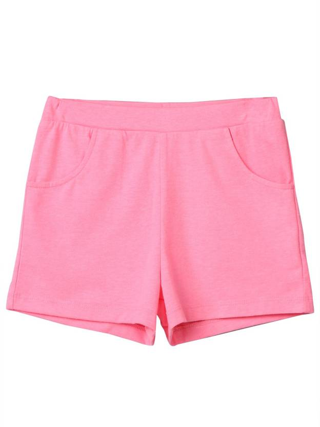 dae9d1763a Beebay Short For Girls Casual Solid Cotton Price in India - Buy ...