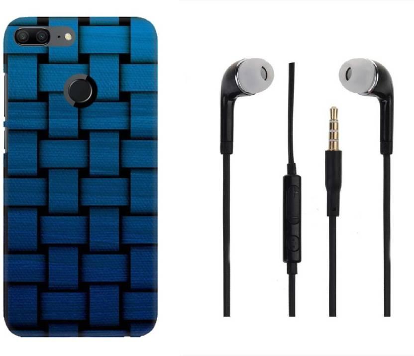 2e3287ff77b Coberta Case Headphone Accessory Combo for Honor 9 Lite Price in ...