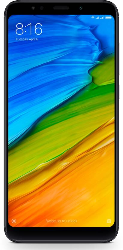 Redmi Note 5 (Black, 32 GB)  (3 GB RAM)