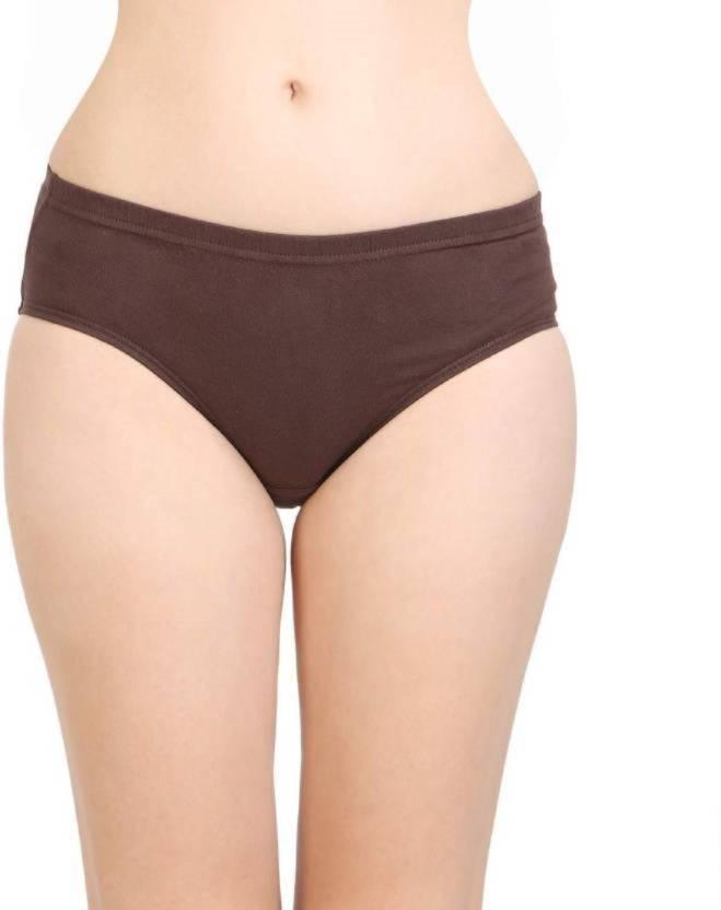 693881110fea Boldnyoung Women's Bikini Dark Blue Panty - Buy Boldnyoung Women's ...