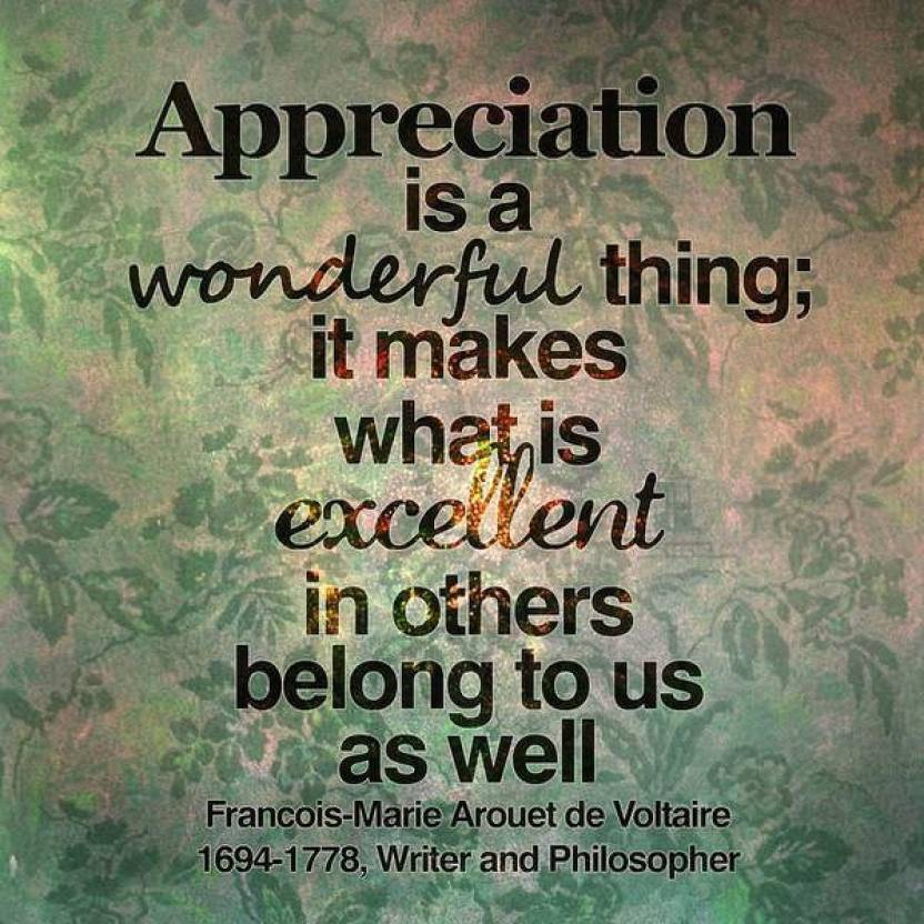 Appreciation Quotes | Appreciation Quotes Paper Print Quotes Motivation Posters In