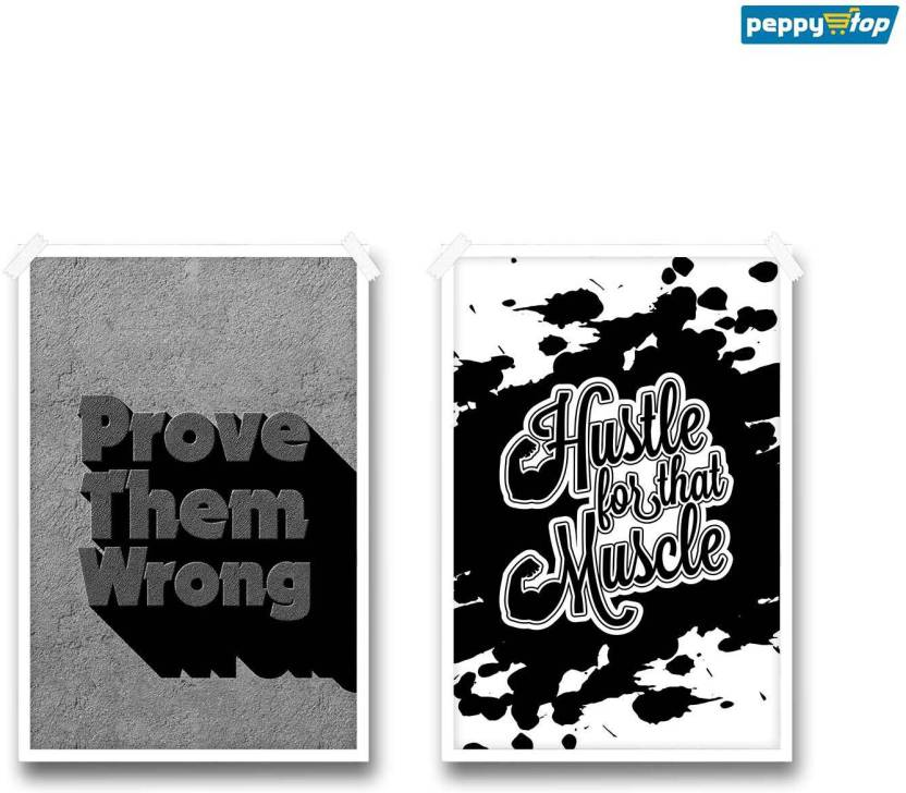 Peppy Stop : Motivational Posters - Prove Them Wrong - Inspirational