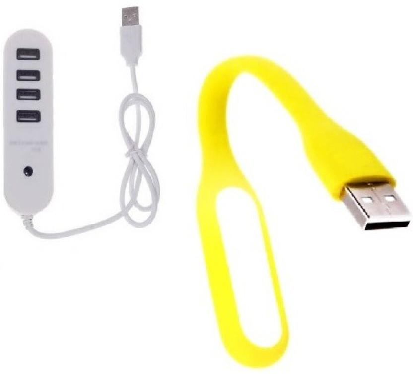 Flexible Mini USB LED Light Lamp For Computer Notebook Laptop PC Reading Light