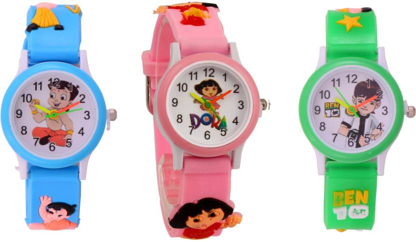 8972ca3f7 SS Traders Kids Watch - Good gifting Item for Boys Girls - Birthday Return  Analog
