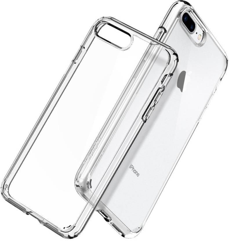 SHIELD Back Cover for Apple iPhone 7 Plus Transparent