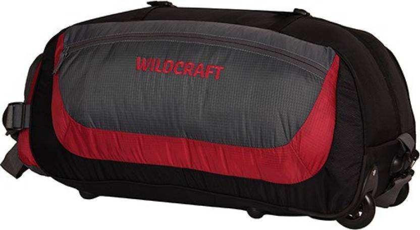 Wildcraft Rover Travel Duffel Bag Red - Price in India  0f35626da8543