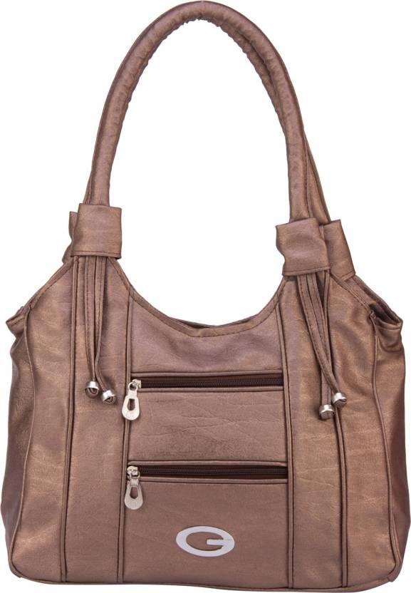 7295e81bef Buy Rosebery Hand-held Bag Grey Online   Best Price in India ...
