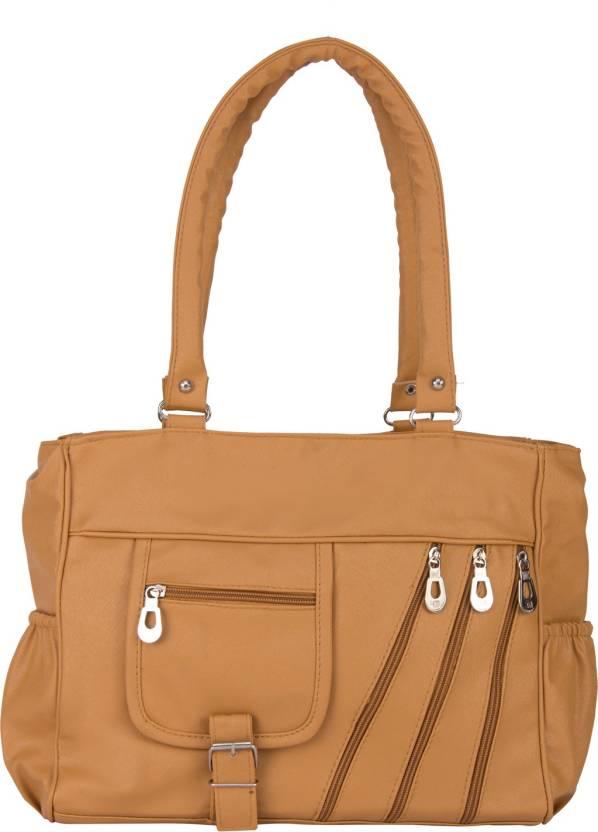 2993753b6a Buy Rosebery Hand-held Bag Brown Online   Best Price in India ...